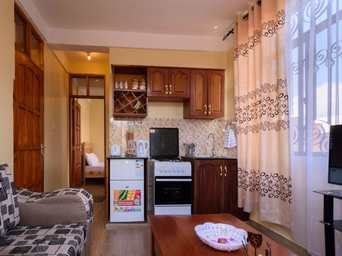 Apartment 1 Bedroom Furnished In A 3 Apartments House 10min From Arusha Center