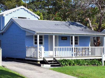 The Whalers Cottage Hyams Beach