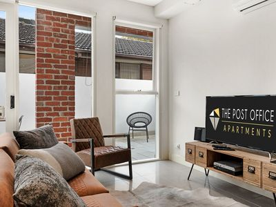 Brand New St Kilda East Post Office Apt 2b2b Duplex