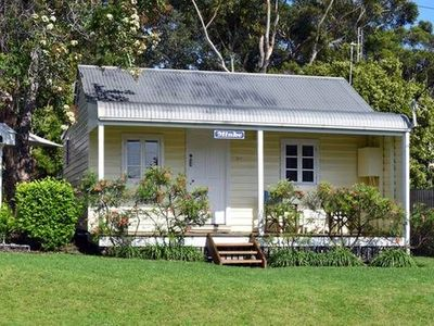Minke Historic Whalers Cottage At Hyams Beach The Whitest Sand In World