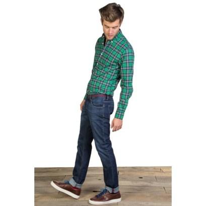 camisa-el-ganso-tartan-verde-1050w150023 2