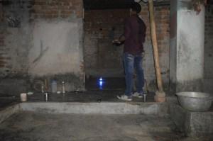K2 Meter used in Paranormal Investigation