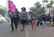 Pinkathon Women health awareness run in Bhubaneswar 3