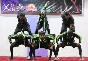 Girls Dance off at XIMB