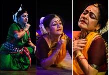 Odissi Dancer Kumkum Mohanty