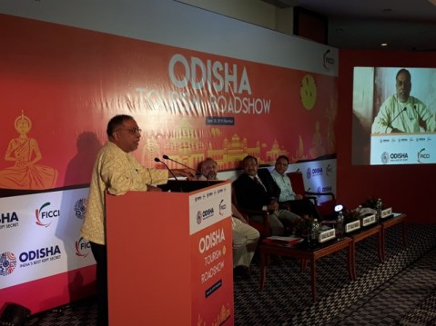 Vithal Kamat Odisha Tourism