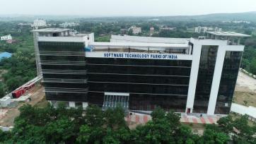 STPI ELITE Building at Bhubaneswar