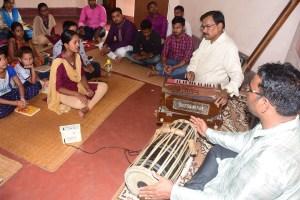 Guru Ramhari Das Gurukula asram in Puri