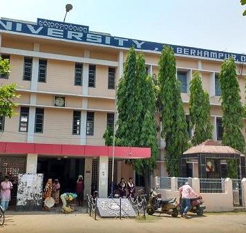 Khallikote university