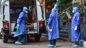 Coronavirus: Suspected patient at Gandhi hospital