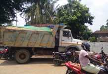 kendrapara truck
