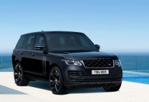 MY 21 - Range Rover - SVAutobiography Dynamic Black