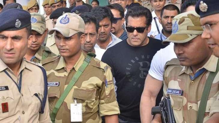salman khan arrested