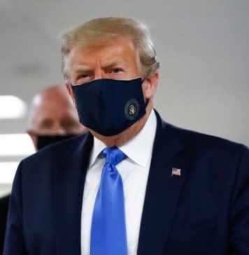 trumph in mask-2