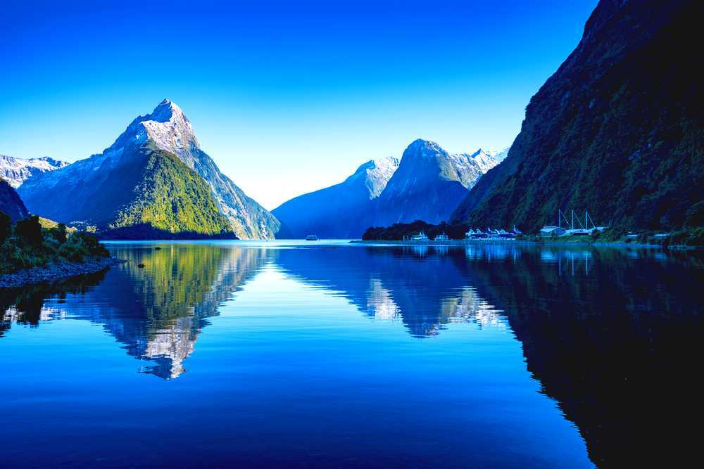 """The Land Where Adventures Wait"" New Zealand Tourism"