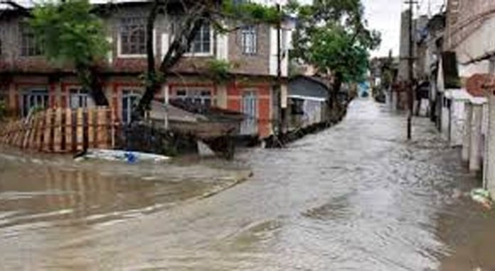 flood in north eastern states