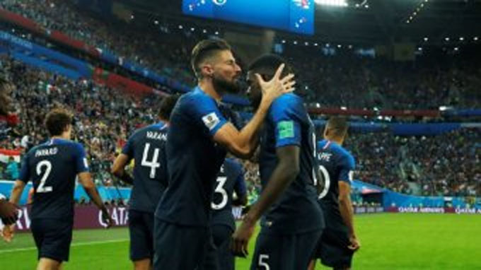 france in final in fifa world cup