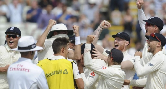 india lost first test in england