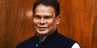 Dillip ray resigned as mla