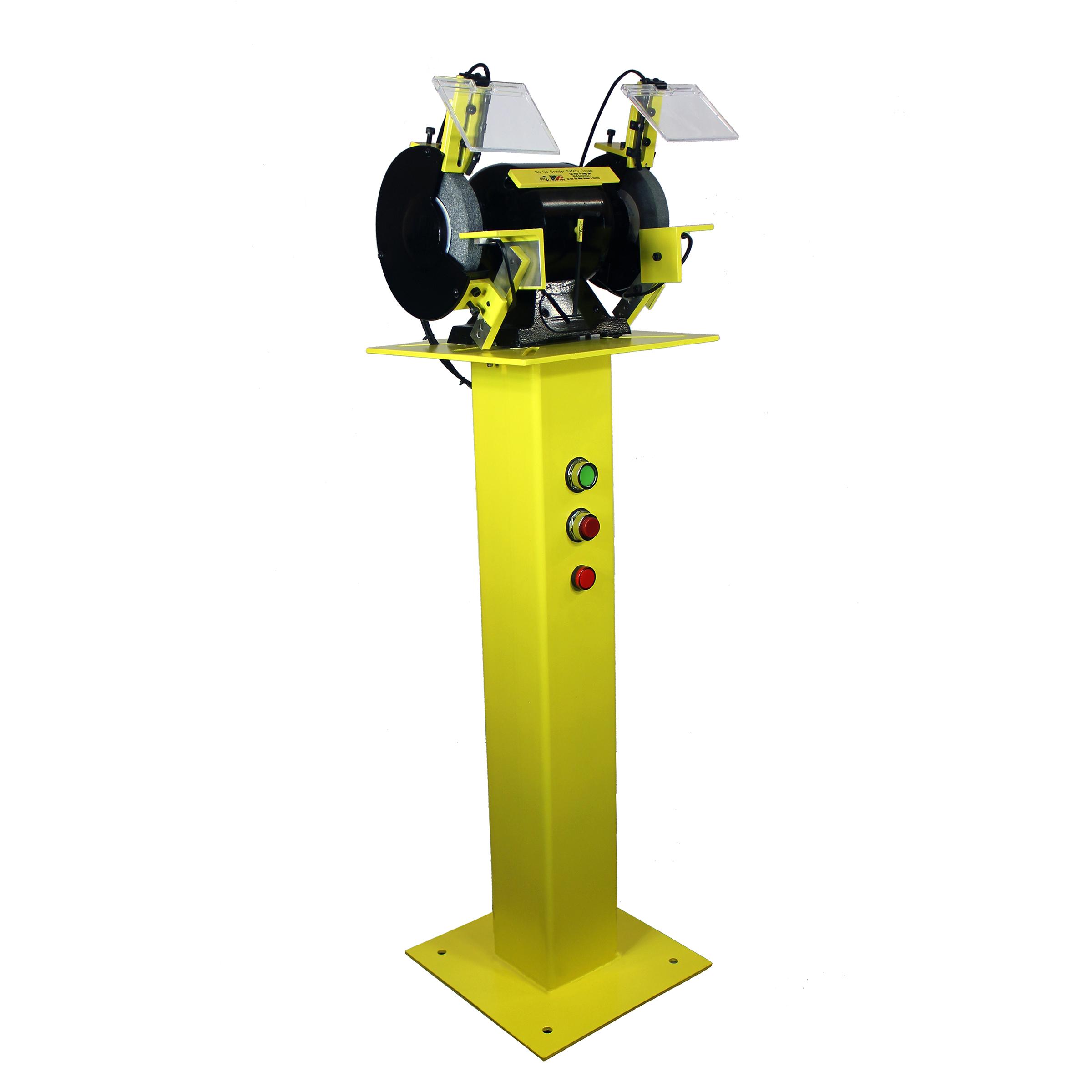 Attractive Bench Grinder Safety Scale Part - 9: No-Go™ Grinder Safety Stand