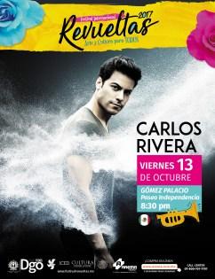 Poster Carlos Rivera