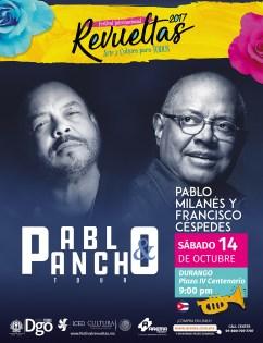 Poster PabloyPancho