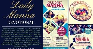 ODM Devotional July