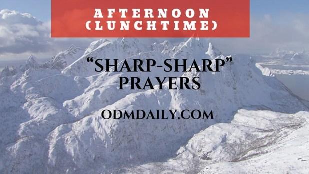 Daily Manna Prayers
