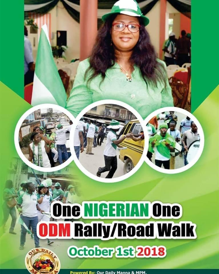ODM Rally October 2018 odmdaily.com