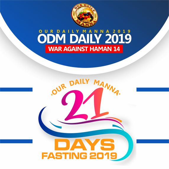 ODM Devotional For Champions 15 January 2019