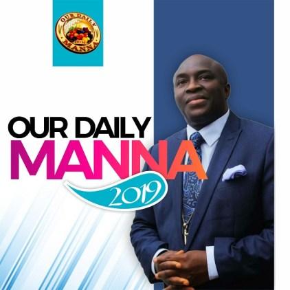 Daily Manna ODM 8 February 2019