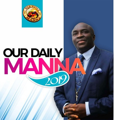Our Daily Manna Devotional 16 January 2019