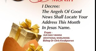 our daily manna May odmdaily.com