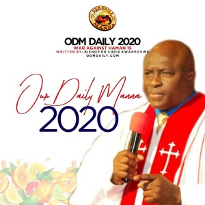 Daily Manna Worldwide 3 June 2020
