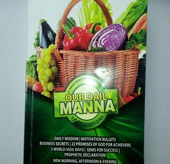 Our Daily Manna 4th Edition & Last Quarter 2020
