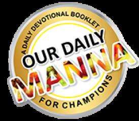 Manna Devotional 13 November 2020