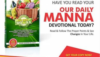 Our Daily Manna 18 April 2021 ODM Devotional – The Deliverance of the Head(2)