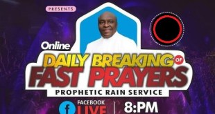 ODM 14 Day Prayer and fasting