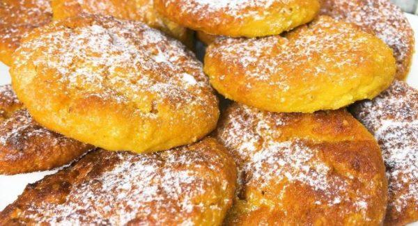 Домашнее печенье из творога, овсянки и с изюмом: смешали ...