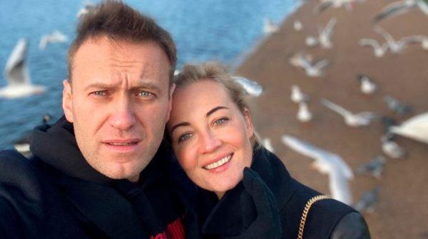 Жена Навального впервые прокомментировала случившееся с ...