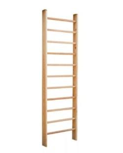лестница шведской стенки из бруса