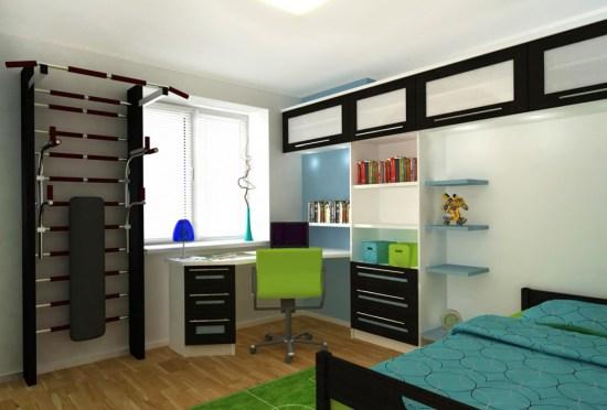 шведская стенка в домашних условиях