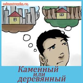 какой построить дом