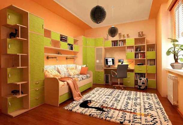 детская комната, мебель