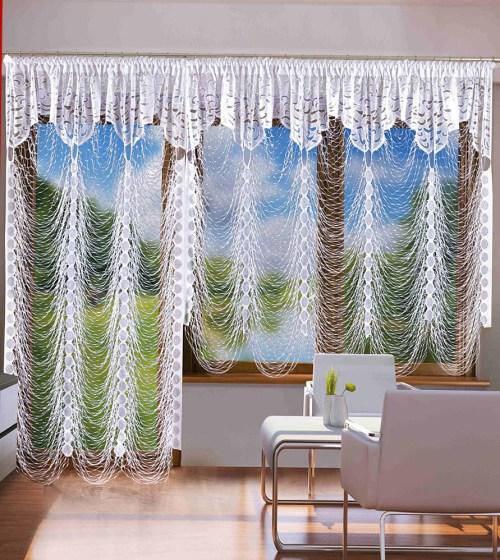 полупрозрачные шторы для окон