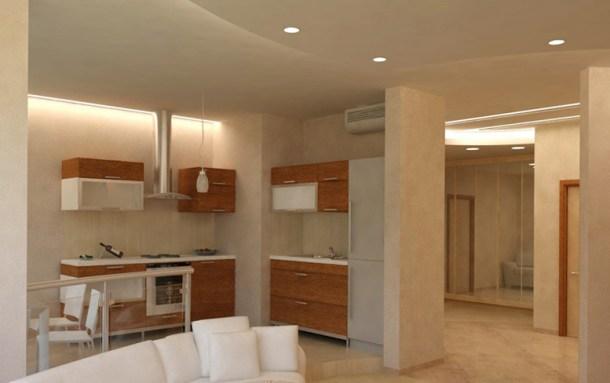 Дизайн квартиры студия