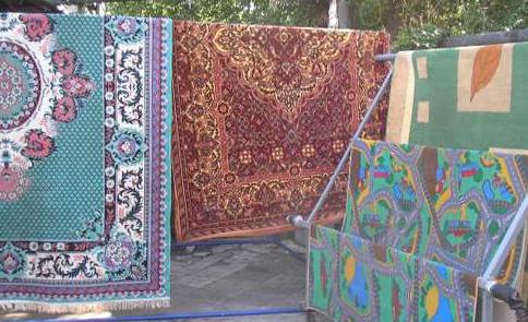 сушка ковров