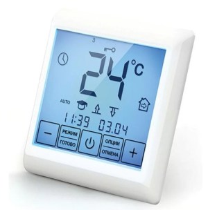 Терморегулятор электронный для теплого пола