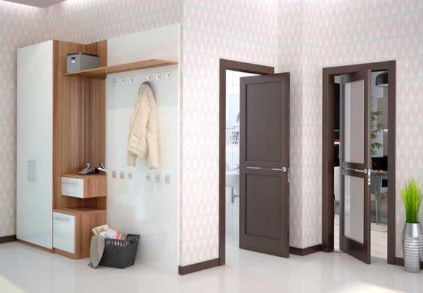 рото-двери межкомнатные, дизайн интерьера