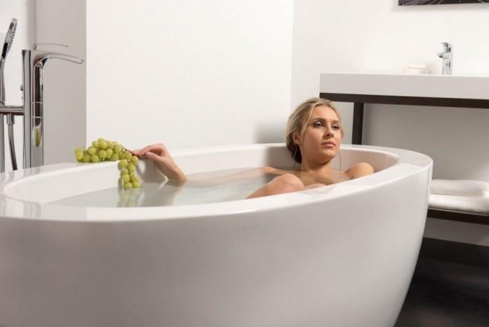 акриловая ванна Villa Lusso